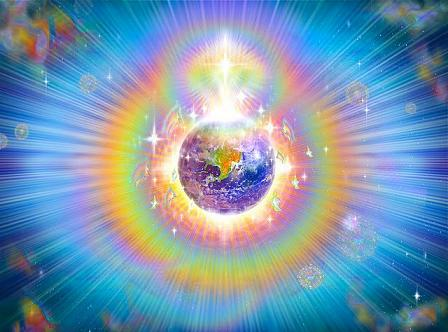 New Age of Aquarius Light